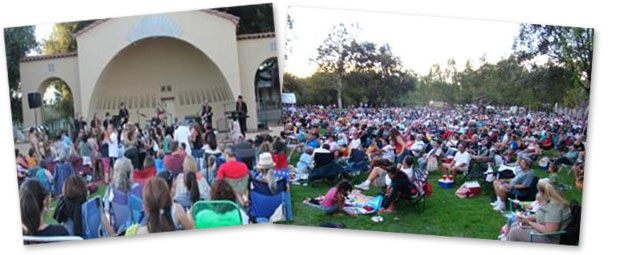 Camarillo Summer Concerts in the Park